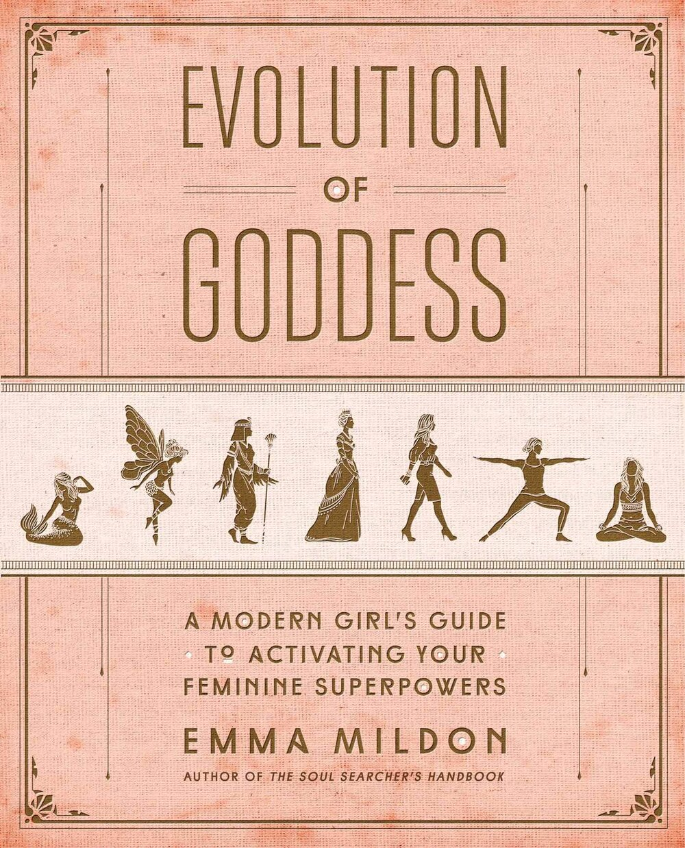 Evolution of Goddess Book Review by ReInventing50s