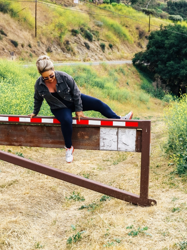 Hiking to stay fit in midlife