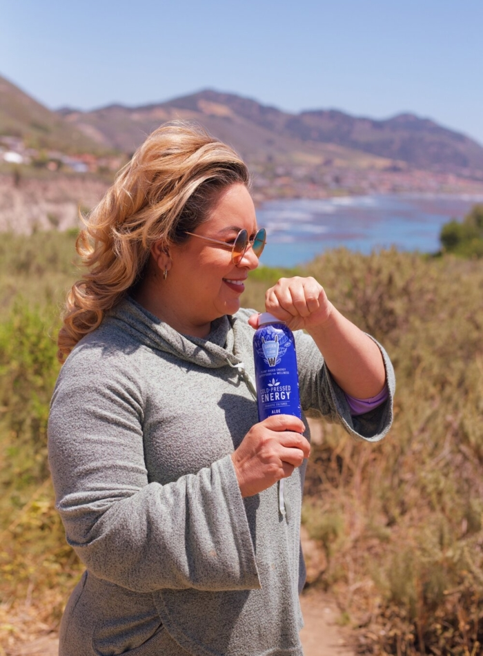 Hydrating with Garden of Flavor